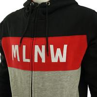 Topfanz Zipped hoodie MLNW