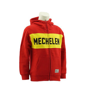 Zipped hoodie MECHELEN