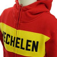 Topfanz Zipped hoodie MECHELEN