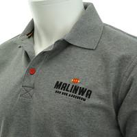 Topfanz Polo gris MALINWA