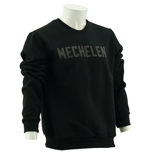 Sweater zwart MECHELEN HD