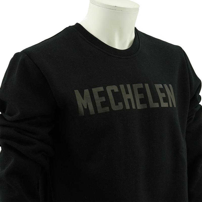 Topfanz Pull noir MECHELEN HD