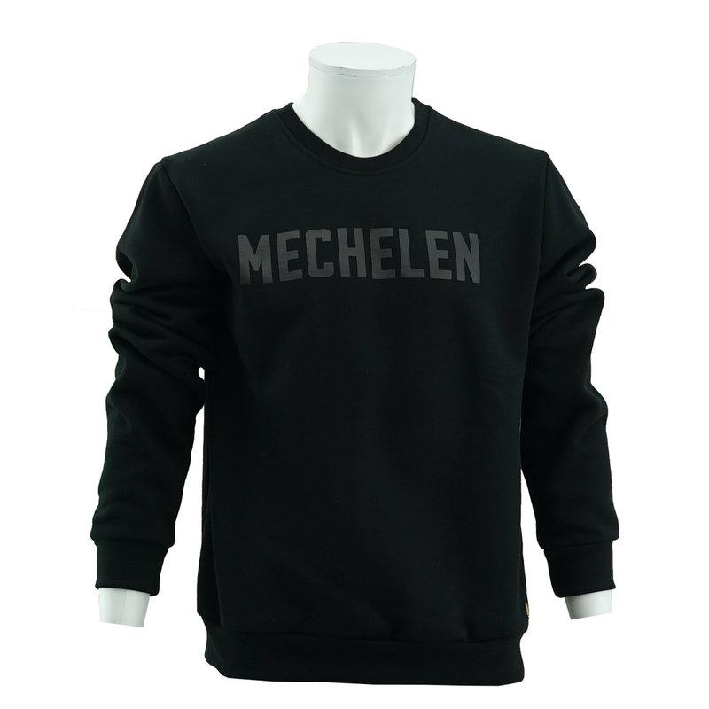 Topfanz Sweater zwart MECHELEN HD