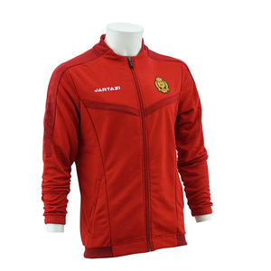 Torino Poly Terry Jacket SR Red/Dark Red