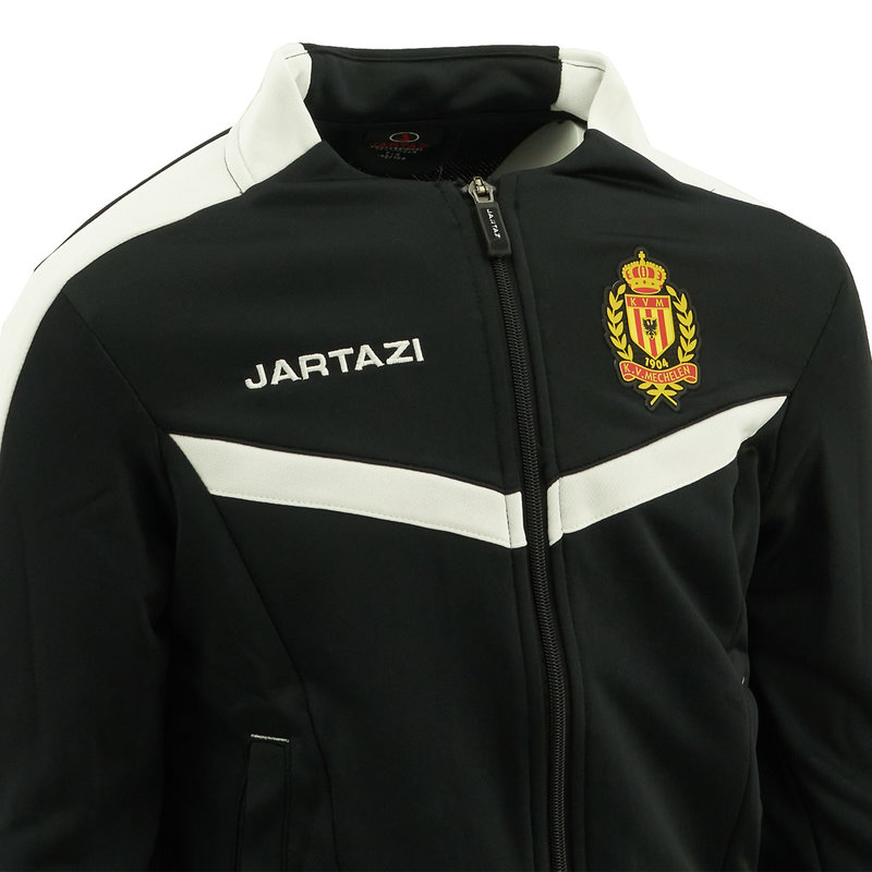 Jartazi Torino Poly Jacket JR Black