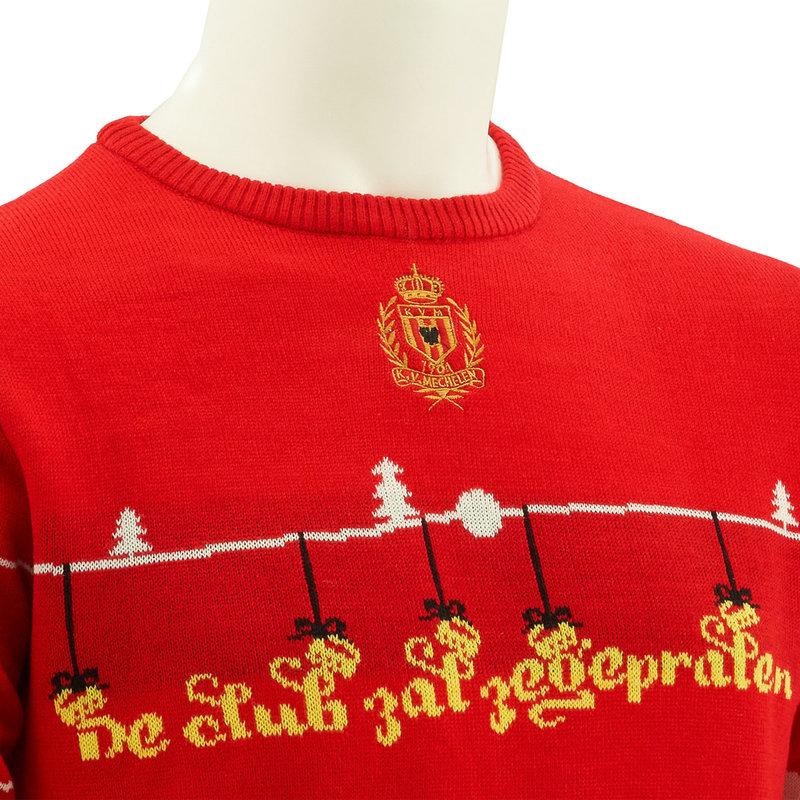Topfanz Christmas sweater Club Anthem