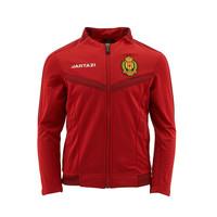 Jartazi Torino Poly Training Jacket JR Red/Dark Red