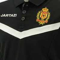 Jartazi Torino Polo JR Black/White