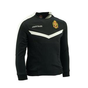 Torino Round Neck Sweater JR Black/White