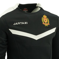 Jartazi Torino Round Neck Sweater JR Black/White