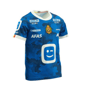 KVM Replica shirt 20-21 Blue Kids