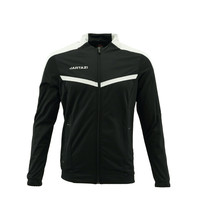 Jartazi Torino Poly Training Jacket SR Black/White