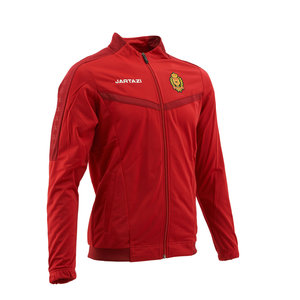 Torino Poly Training Jacket SR Red/Dark Red