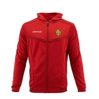 Jartazi Torino Hooded Jacket SR Red/Dark Red