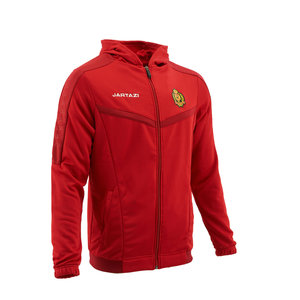 Torino Hooded Jacket SR Red/Dark Red