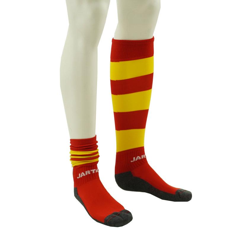 Jartazi KVM sock 20-21 Yellow/Red