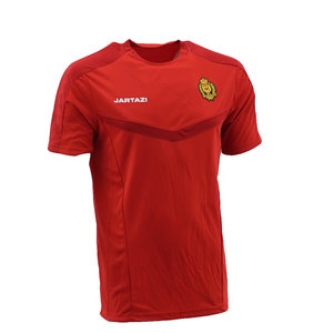 Torino Poly T-Shirt Red/Dark Red  SR