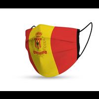 Topfanz Mondmaskers  MALINWA (x4) kleur