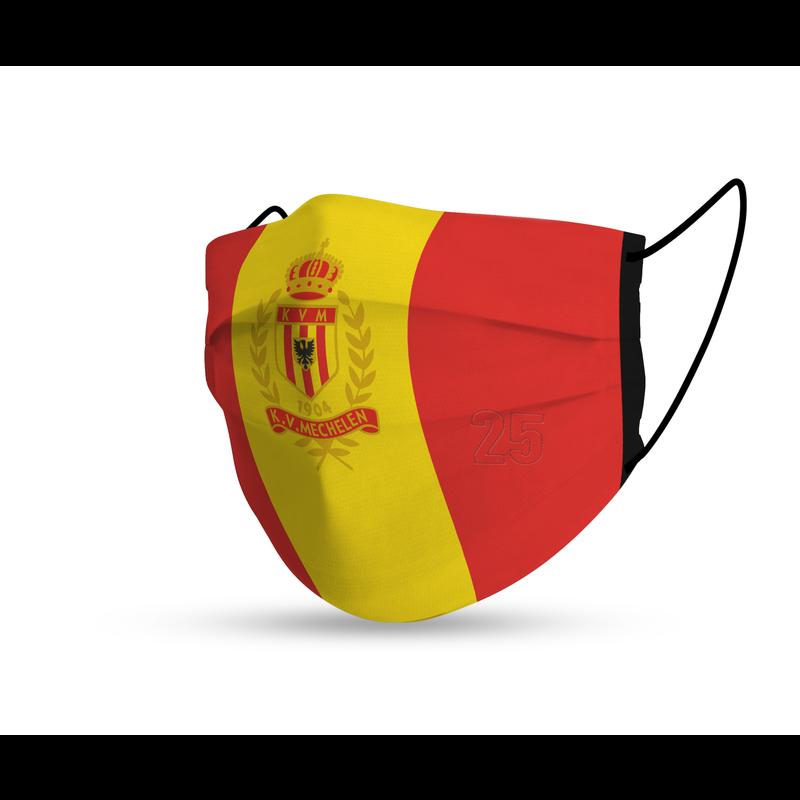 Topfanz Masques MALINWA (x4) couleur