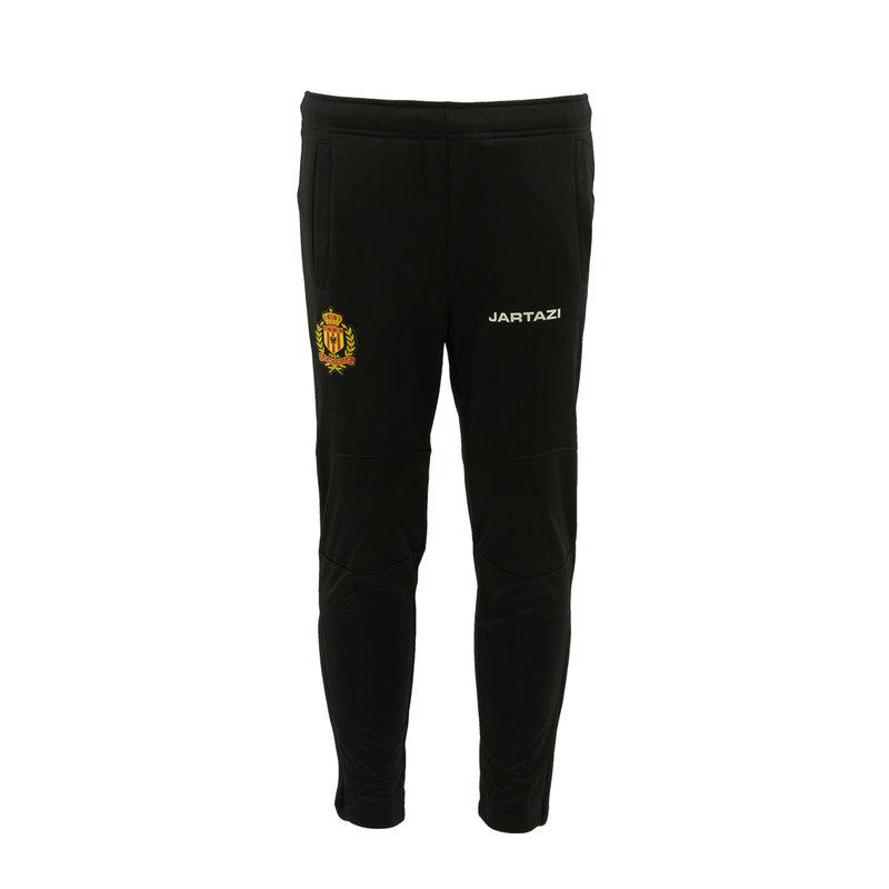 Jartazi Poly tricot pant - black - kids