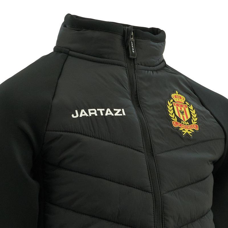Jartazi Torino Sports Jacket JR Black