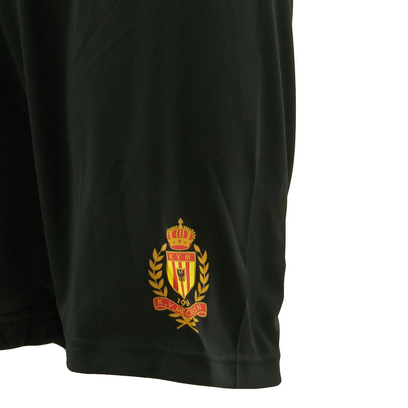 Jartazi Short uni black - KV Mechelen - kids