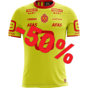 KVM Replica shirt 20-21 Fluo Yellow Kids