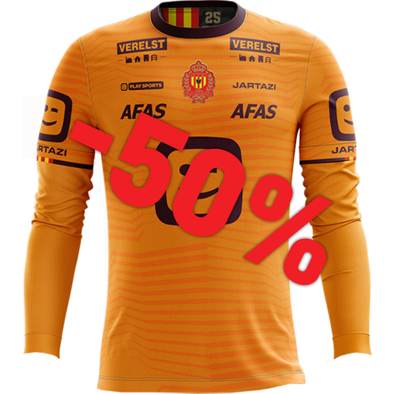 Jartazi KVM Replica shirt 20-21 Orange Kids