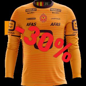 KVM Replica shirt 20-21 Orange