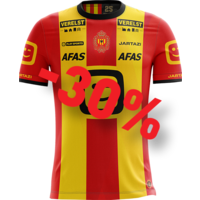 Jartazi KVM Replica shirt 20-21 Yellow/Red