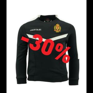 Torino Round Neck Sweater SR Black/White