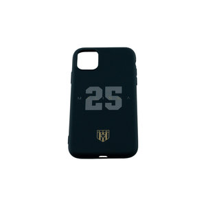 GSM cover black & gold