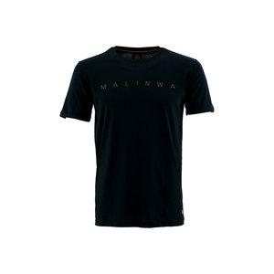 T-shirt Black & Gold - MALINWA / 25