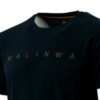 Topfanz T-shirt Black & Gold - MALINWA / 25