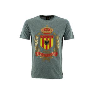 T-shirt clubembleem KVM
