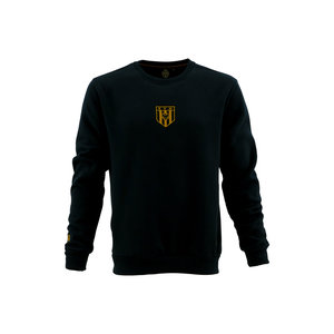 Sweater Black & Gold