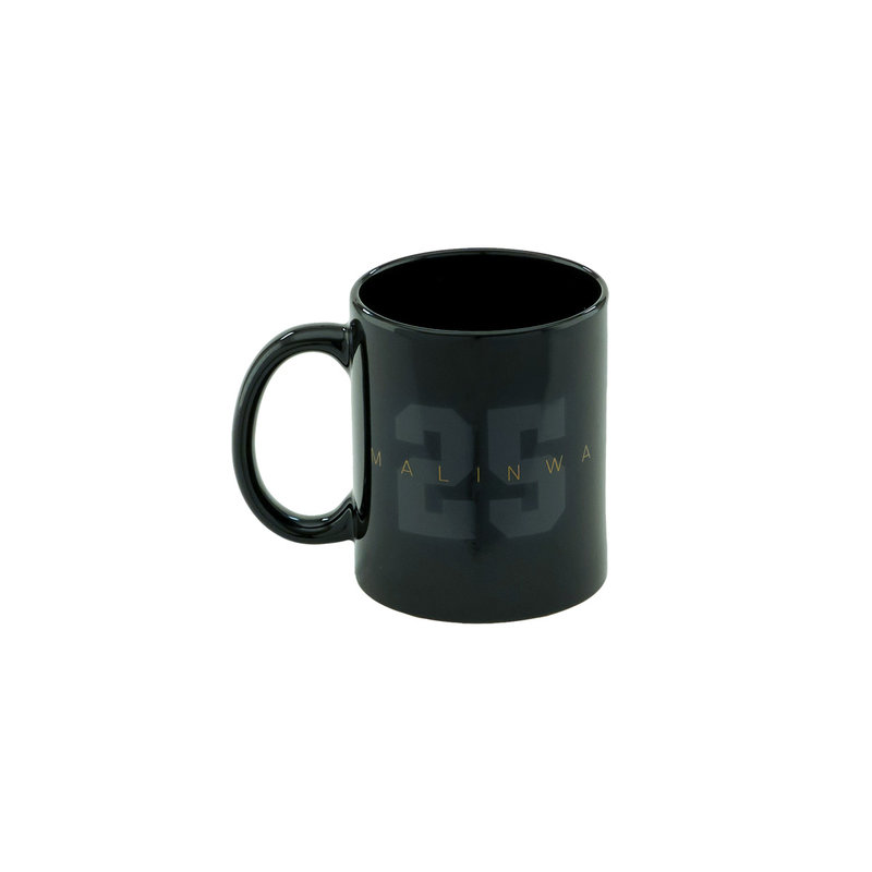 Topfanz Mug Black&Gold MALINWA