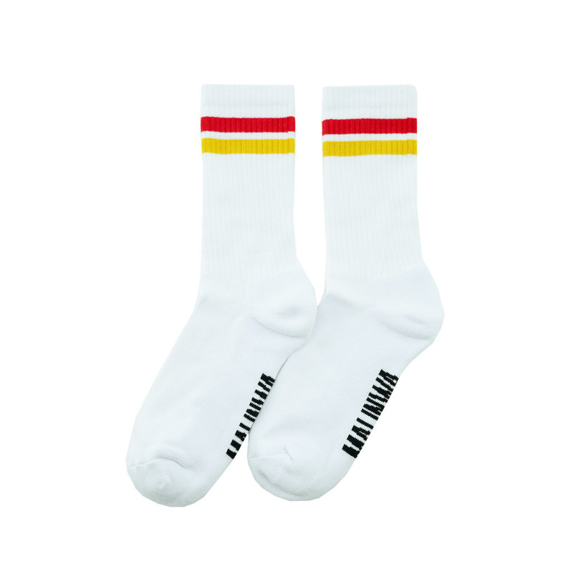 Topfanz Sport socks Malinwa white