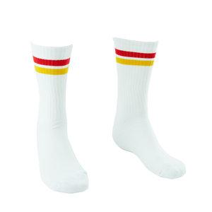 Sport socks Malinwa white