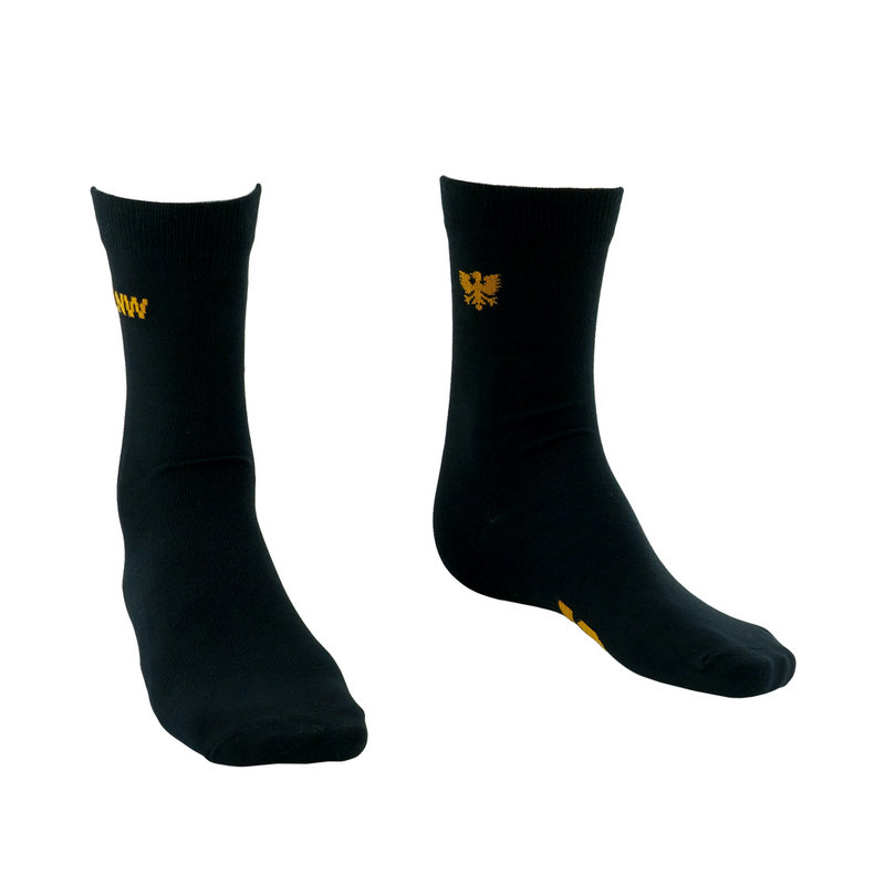 Topfanz Chausettes duo pack noir