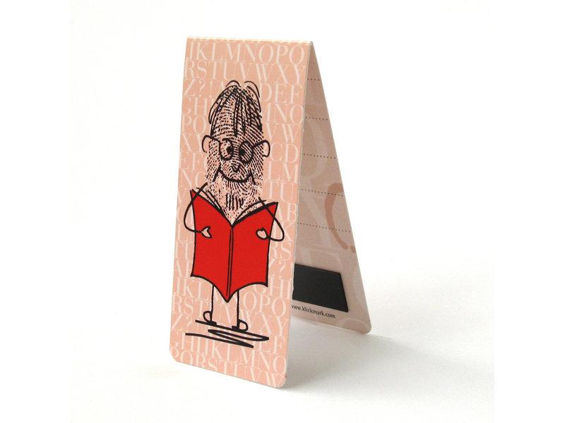 Magnetic Bookmark, Mr Thumb Reading