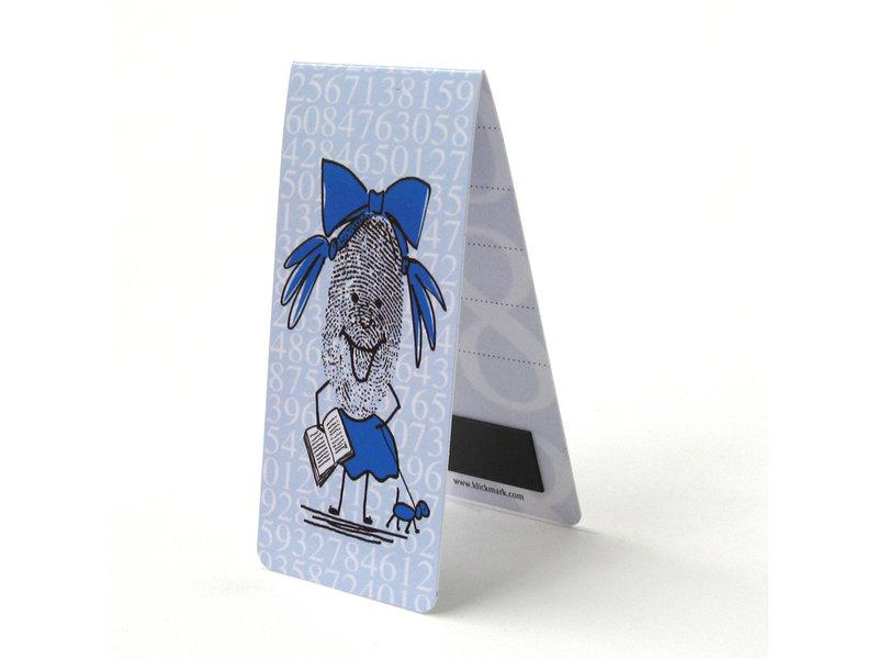 Magnetic Bookmark, Mrs Thumb