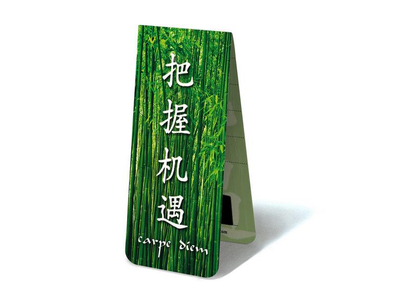 Magnetic Bookmark, Carpe Diem