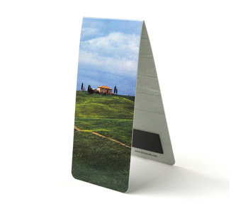 Magnetic Bookmark, House in Tuscany