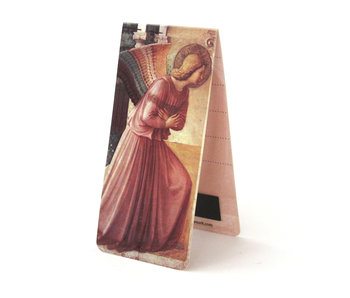 Magnetische Boekenlegger, F. Angelico, Annunciation.