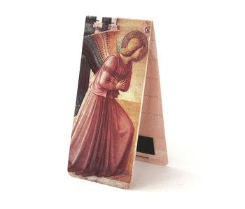 Marcapaginas magnético, F. Angelico, Anunciación
