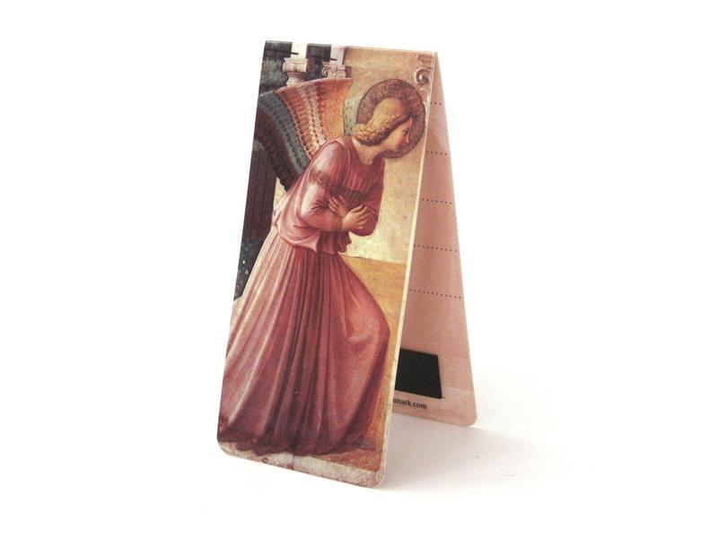 Marque-page magnétique, F. Angelico, Annonciation