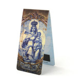 Magnetic Bookmark, Madonna with child
