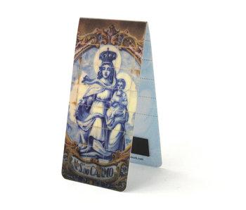 Magnetisches Lesezeichen, Madonna und Kind