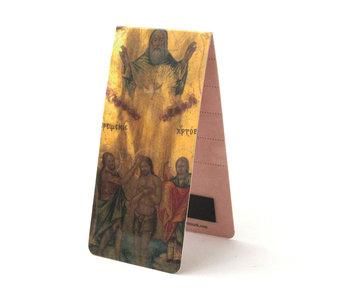 Magnetic Bookmark, Baptism of Jesus Christ